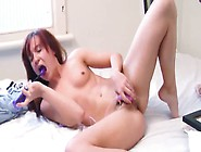 Horny Dildos/toys Clip With Solo Girl, Hairy Scenes