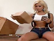 Madison Ivy Is A Cute Blonde In Need Of A Pulsating Dong