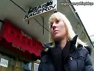 Pretty Czech Girl Slammed For Some Cash