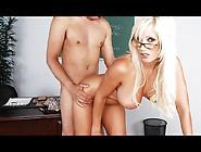 Puma Swede & Marcos Leon In My First Sex Teacher