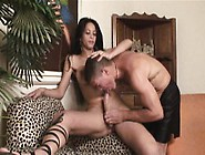 Horny Shemale Loves Fucking His Tight Ass