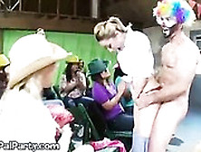 Hot Strippers Show Bachelorettes What Their Missing!!