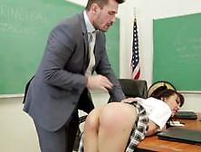 Classroom Cock Fucking For Asian Schoolgirl Miko Dai