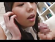 More Japanese Amateur Girls Help Men Masturbate