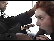 Skinny Pale Redhead Jesmi Gets Two Bbcs