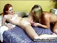Jayme Langford And Victoria Vonn Are Two Fun Lovin
