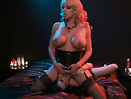 Stormy Daniels And Andy San Dimas Enjoy Another Lesbian Sex Sess