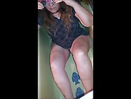 Pee Queen Solo Watersports Second Session Soaking Wet Facial