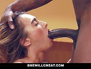 Hot Horny Wife Caught Riding Bbc