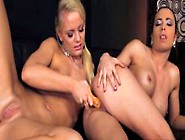 Vanda Lust And Mira Cuckold Are Two Big-Titted Lesbians
