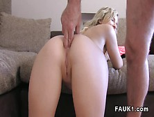 Casting Amateur Has Incredible Anal Sex In The Studio