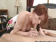 Aged Female Catherine De Sade Is Acting In Blowjob Xxx Action