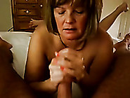 My Lustful Wife Knows How To Give A Perfect Handjob