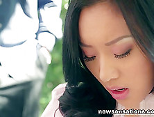 Alina Li - The Innocence Of Youth #7 - Newsensations