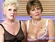 Mature Moms Having Fun Video