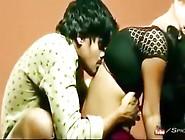 Sensually Erotic Smooching From India