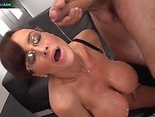 Lisa Ann Hardcore Fuck With Her Boss