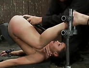 Hot Amber Rayne Exposed Inside Tied Vid For Isis Love Strapon Ge