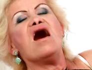 Busty Grandma Enjoys Big Cock In Her Pussy