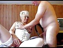 Busty Mature Wife
