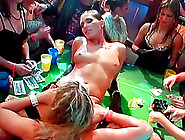 Wild And Crazy Party Girls Fucking With The Male Strippers