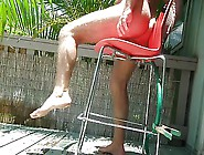 Chair Enema Garden Hose Enema