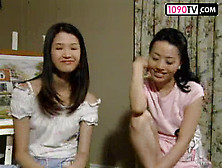 Korean Sex With Her Sister's Friend