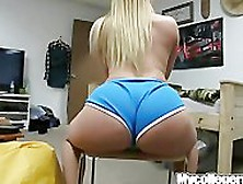 Mycollegerule Round Ass Coed Cock Play
