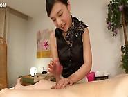 Fabulous Japanese Girl Iori Kogawa In Exotic Fingering,  Handjobs