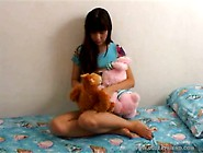 Tiny Titted Teen Fucked By Olderman