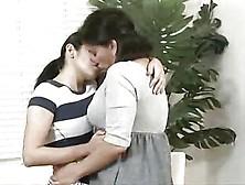 Evie Delatosso And Melissa Monet Scena