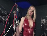 Cbt Dungeon Action With A British Mistress