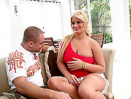 Chubby Milf Gets Balled And Jizzed On Her Ass Cheeks