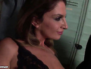 Bambi Punished By Kathia Nobili For Bad Behavior