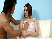 Frisky Japanese Teen Rina Yuuki Gets Aroused With Vibrator In Ga