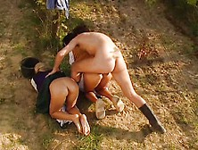 Loving Outdoor Anal