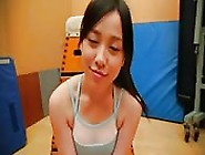 Young Asian Teen With Big Pussy Lips