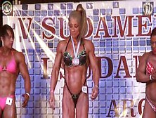 Nabba Sudamérica 2015 Argentina Physique [Hd,  720P]