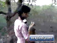 Desi Young Village Girl Fucked In Mango Garden