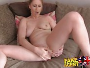 Fakeagentuk Finger Fucking Ass Licking And Cum Drenched Pussy Fo