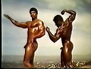 Bill Grant And Tony Pearson Posing (Vintage Clip)