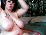 Kitty Huge Breasts Product Rub Bbw