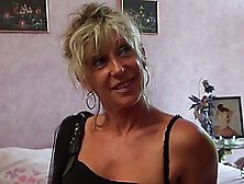 French Mature With Blonde Hair Likes To Have Casual Sex Adventur