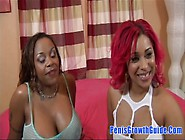 Kitten And Pinky - Hot Bbw Get Screwed In Threesomes