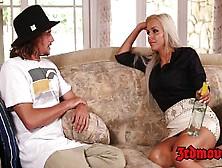 Cougar Tutor Sindy Lange Likes To Fuck Her Pupils!