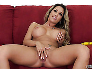 Tempting Pornstar Will Drive You Insane From Slapping Her Shaved