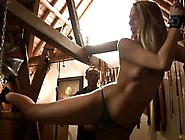Joanna Was Being A Very Bad Girl,  So Now She Has To Be Punished