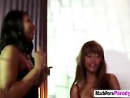 Hot Ass Ebony Gets Pounded By Bbc
