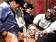 Bridgette Kerkove Gets Her Ass Filled With Cum In This Western