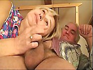 My Mom Needs Some Help For A Blow Job!